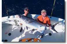 Amberjack Provided By Chelsea Charters