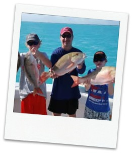 Catch Snapper in the Florida Keys with Key Largo Fishing Adventures